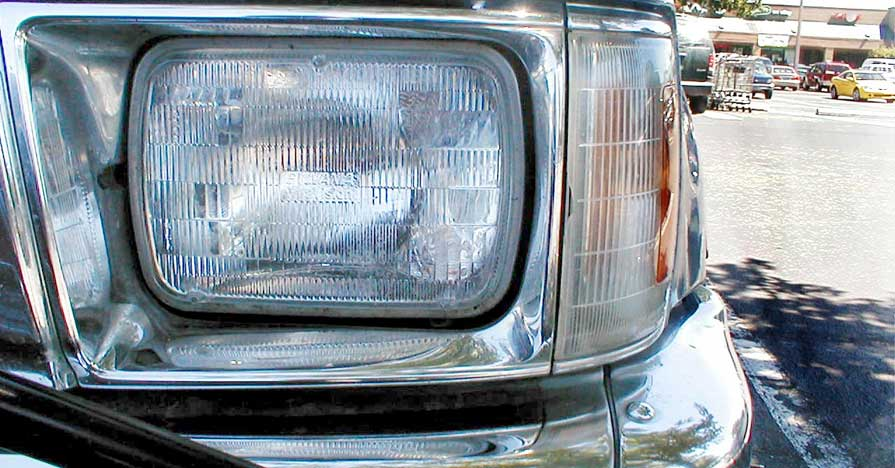 HOW to replace a headlight