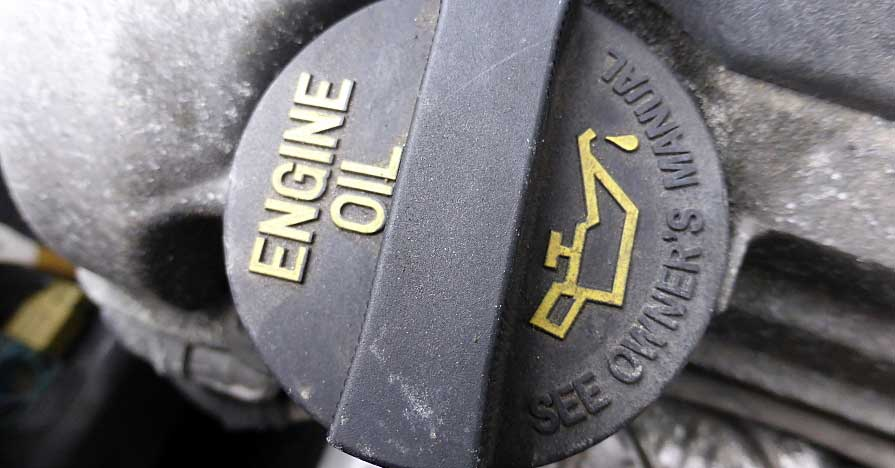 Overfilling engine oil can do serious damage to your motor.