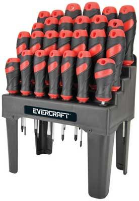 BK7741000 26-piece screwdriver set