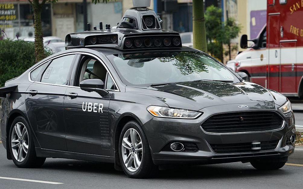 Uber is Already Toying with Autonomous Vehicles.