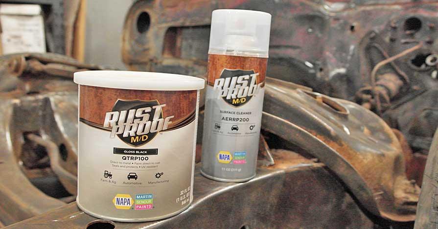 RustProof M/D
