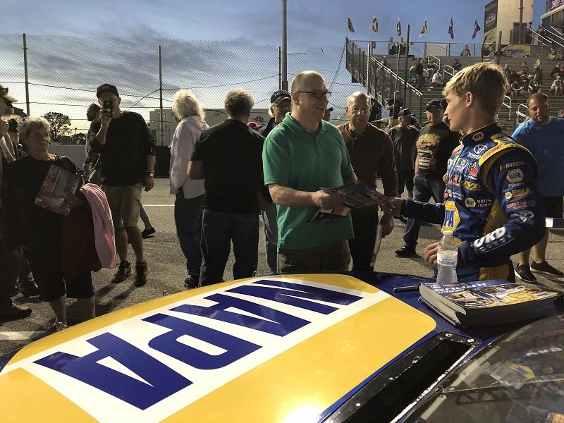 BMR Drivers Start Year Strong in NASCAR K&N East Season Opener