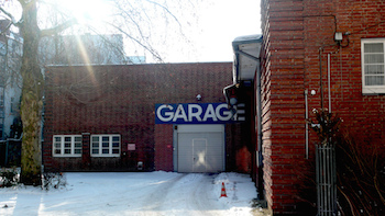 Geeking Out: Garage Technology for Gearheads