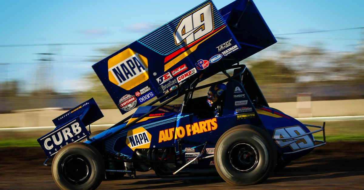 Brad-Sweet-Stockton-Dirt-Track-World-of-Outlaws-2018-NAPA