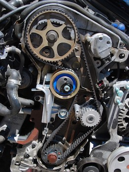 Timing Belt Maintenance Prevents Breakdowns, Whether it's an Interference or Non-Interference Engine.