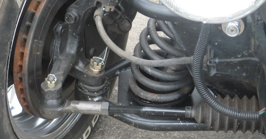 Why Replace Coil Springs?