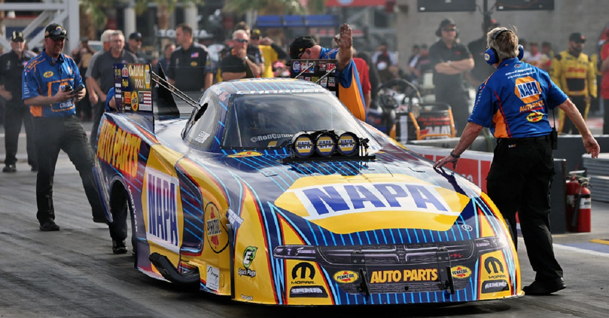 Ron-Capps-inaugural-Las-Vegas-Four-Wide-Nationals-2018-starting-line