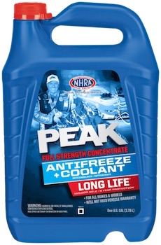 Peak Long Life Full Strength Coolant Antifreeze PERPRA0B3