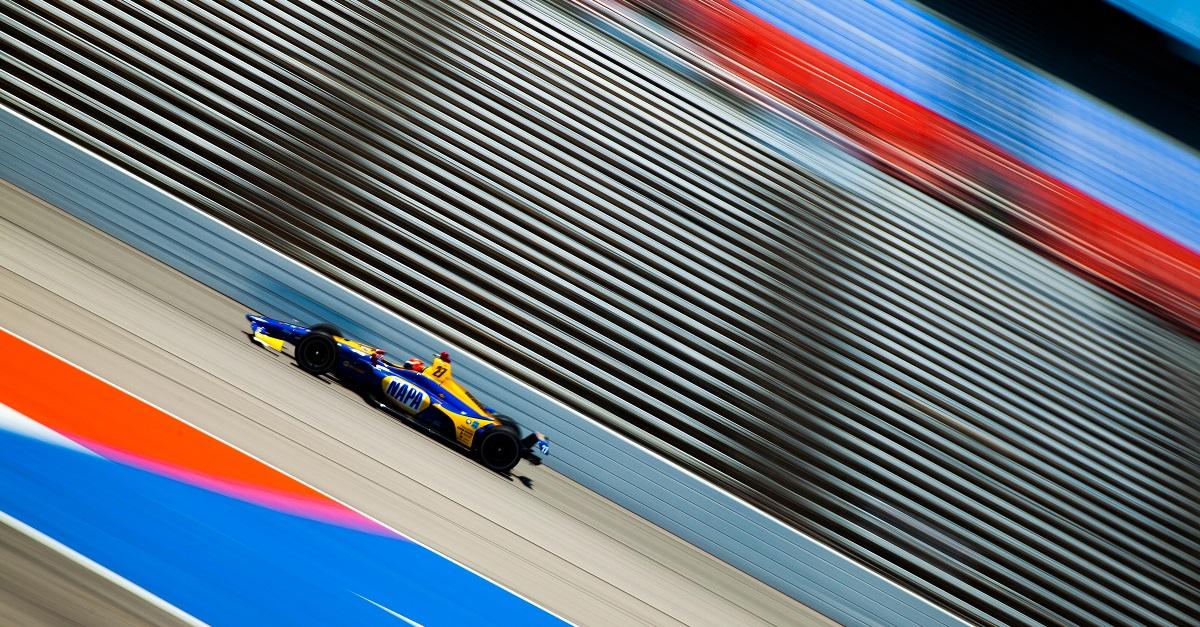 |Photographer: Tom Loomes|Event: DXC Technology 600|Circuit: Texas Motor Speedway| Location: Fort Worth| Series: Verizon IndyCar Series| Season: 2018| Country: US|Keyword: motor racing|Keyword: motorsport|