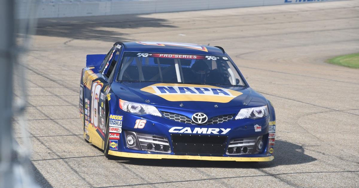 Derek Kraus 16 NAPA AUTO PARTS KN Pro Series East Memphis 2018