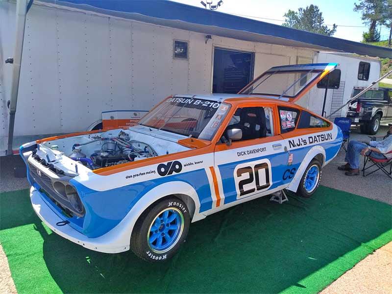 Datsun racecar