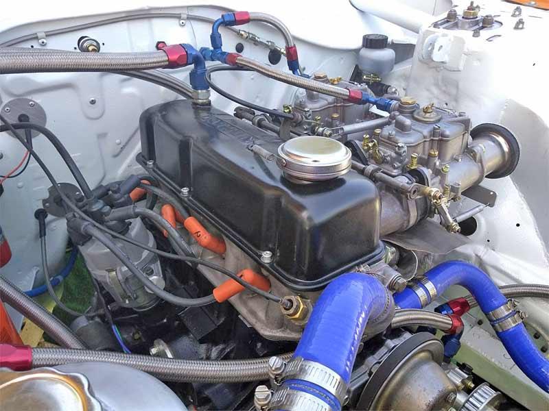 racecar engine