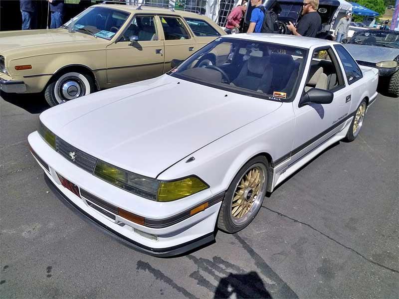 A JDM Nissan