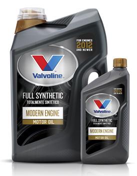 Valvoline Modern Engine Oil