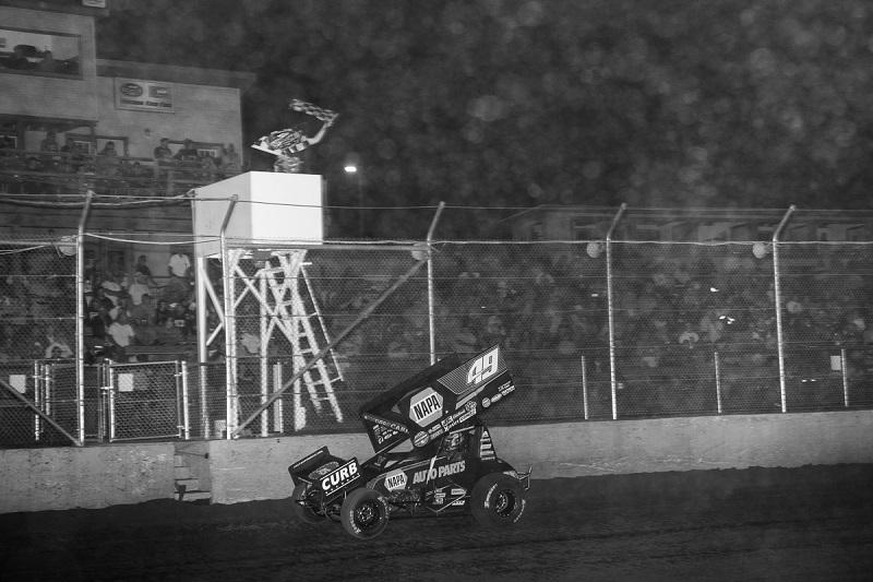 Brad-Sweet-Cedar-Lake-Speedway-2018-NAPA-AUTO-PARTS-49-checkered