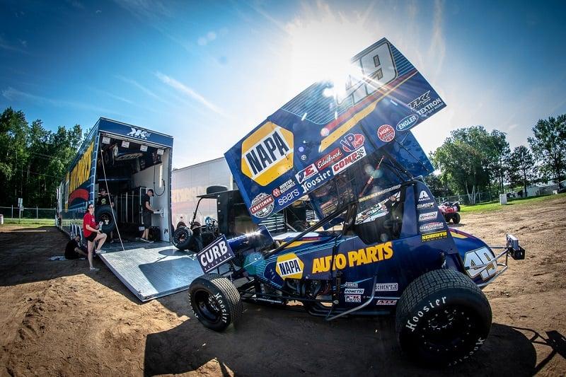 Brad-Sweet-Cedar-Lake-Speedway-2018-NAPA-AUTO-PARTS-49-work
