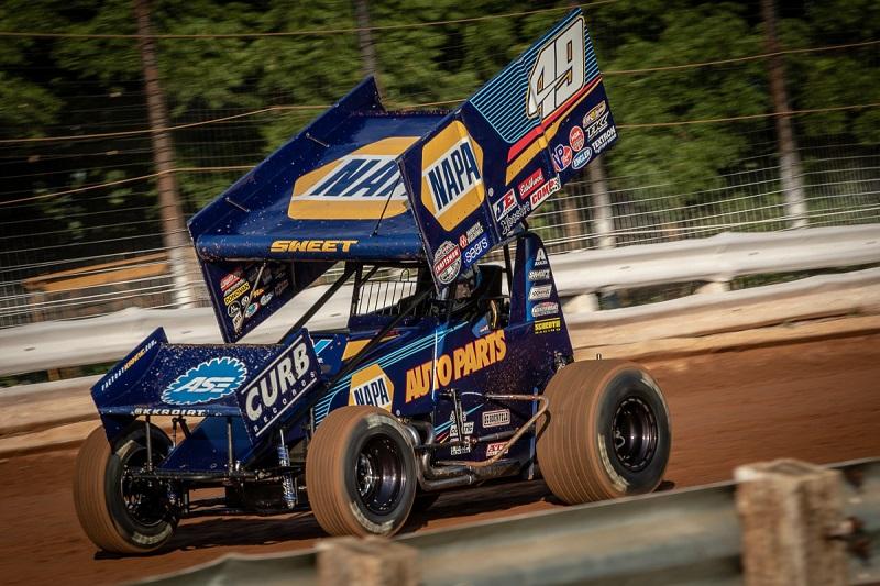 Brad-Sweet-NAPA-AUTO-PARTS-49-Williams-Grove-Speedway-2018-day