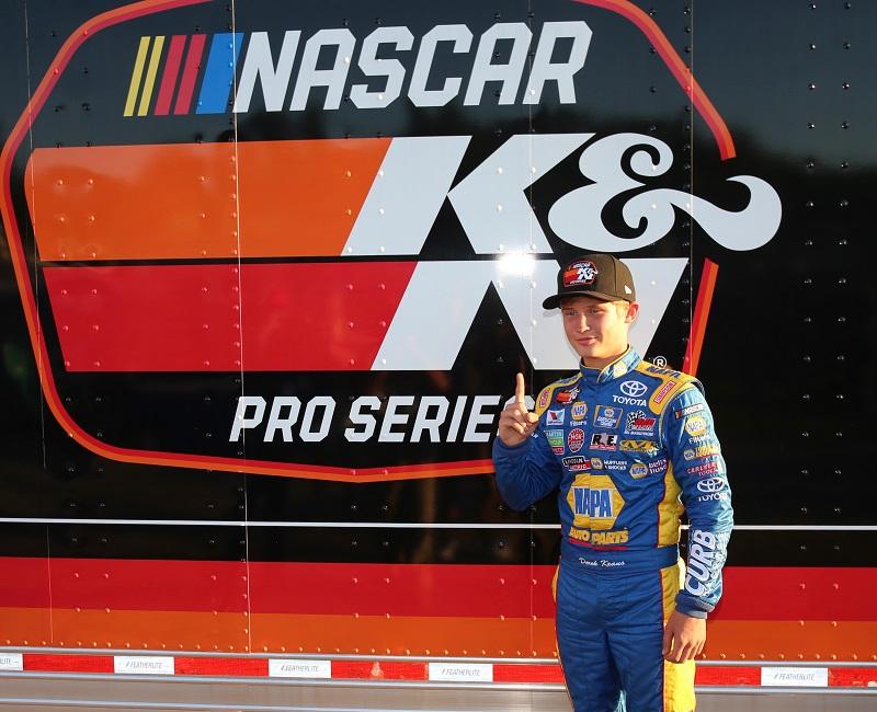 Derek-Kraus-16-NAPA-AUTO-PARTS-Toyota-KN-East-New-Hampshire-pole-winner