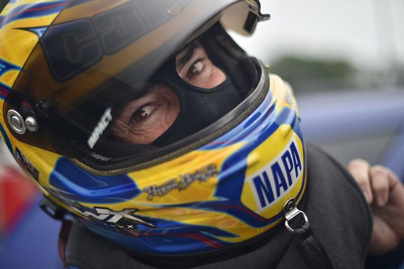 Ron Capps helmet