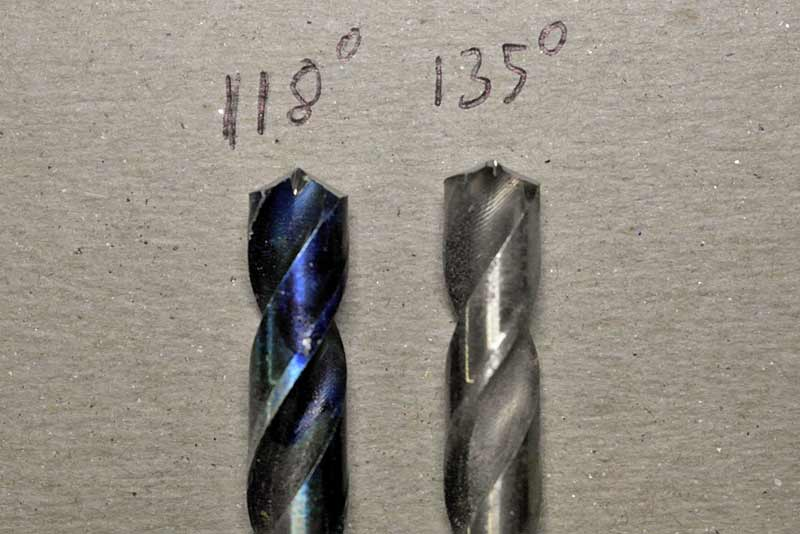 Which is which? The bit on the left is a 118, on the right is a 135. See the difference?