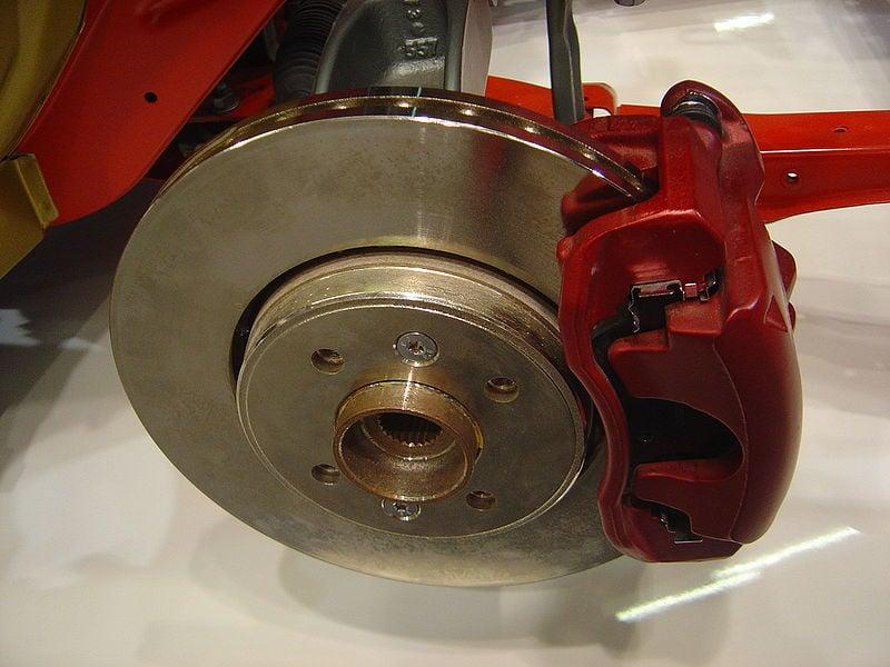 Automobile brake