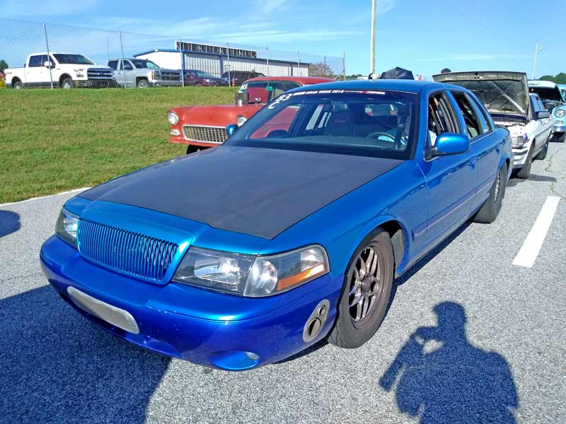 This turbo Mercury Marauder was unexpected.