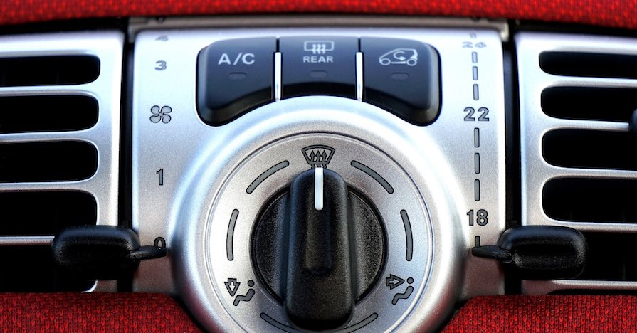 The car air conditioning compressor sometimes fails due to age, wear or neglect.