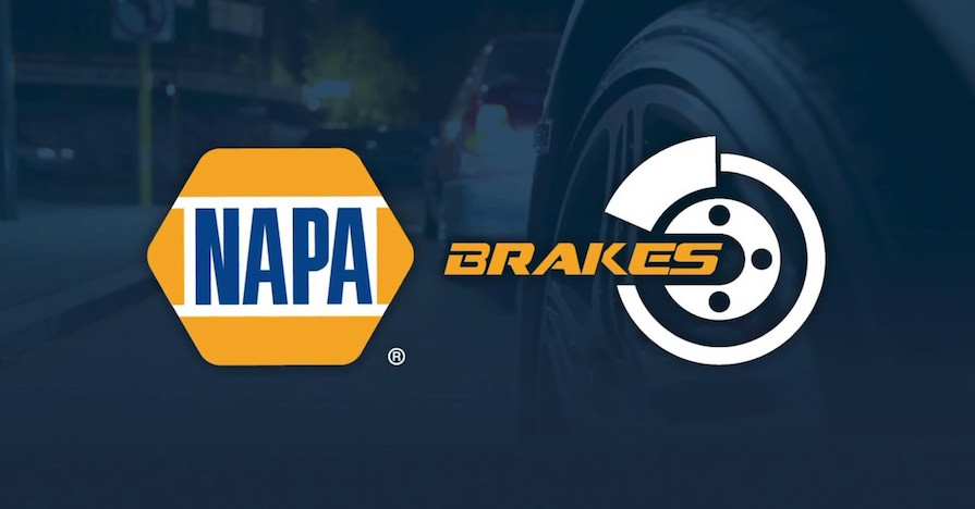 Inside A NAPA Brake Package