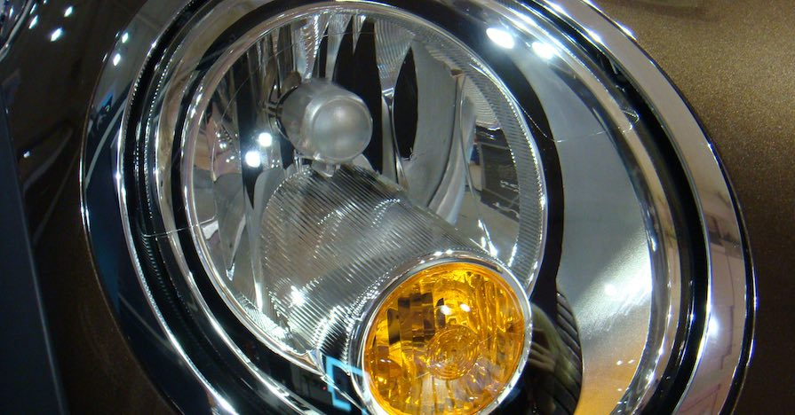 "A car's headlight. The answer to, ""how long do headlights last?,"" is dependent on a lot of factors. It all depends on what kind of headlights you have, whether you drive in harsh weather and how often you drive at night."