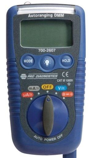 BK 7002607 multimeter