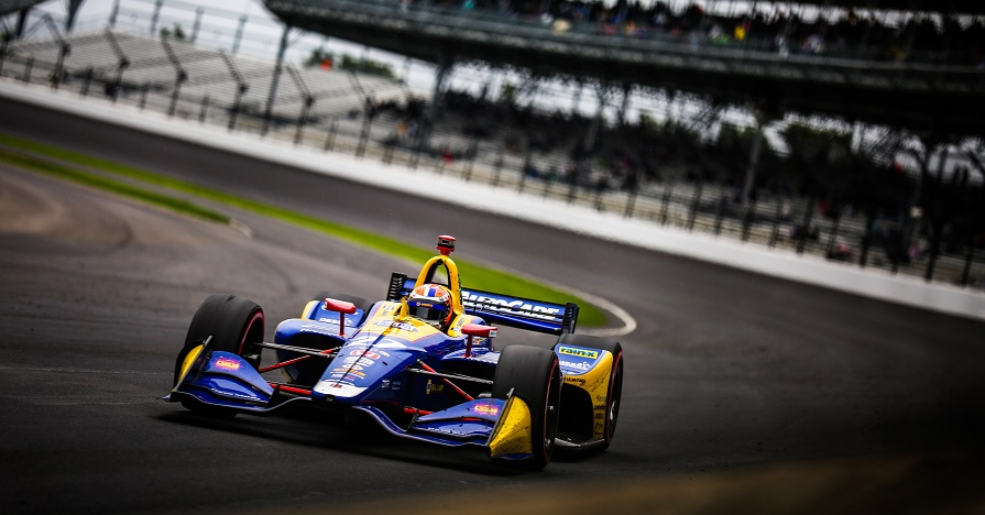 | Driver: Alexander Rossi| Team: Andretti Autosport| Number: 27| Car: Dallara DW12 UAK18| Keyword: Honda|Keyword: NAPA Auto Parts|| Photographer: Andy Clary| Event: INDYCAR Grand Prix| Circuit: Indianapolis Motor Speedway| Location: Speedway, Indiana| Series: NTT IndyCar Series| Season: 2019| Country: US| Keyword: motor racing| Keyword: motorsport|Keyword: IN|Keyword: USA|Keyword: open wheel|Keyword: single seater|Keyword: road course|Keyword: IMS|Keyword: IN|Keyword: Indy|| Session: Race|