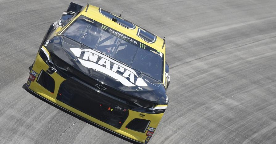#9: Chase Elliott, Hendrick Motorsports, Chevrolet Camaro NAPA Brakes