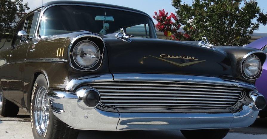 Classic 1950s Chevrolet
