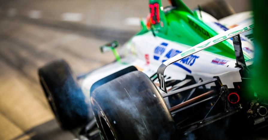 | Driver: Alexander Rossi| Team: Andretti Autosport| Number: 27| Car: Dallara DW12 UAK18| Keyword: Honda|Keyword: NAPA Auto Parts|Keyword: GESS International|Keyword: GESS RNG Biogas|Keyword: Capstone Turbine Corporation|| Photographer: Andy Clary| Event: DXC Technology 600| Circuit: Texas Motor Speedway| Location: Dallas, Texas| Series: NTT IndyCar Series| Season: 2019| Country: US| Keyword: motor racing| Keyword: motorsport|Keyword: TX|Keyword: USA|Keyword: open wheel|Keyword: single seater|Keyword: oval|Keyword: speedway|Keyword: super speedway|