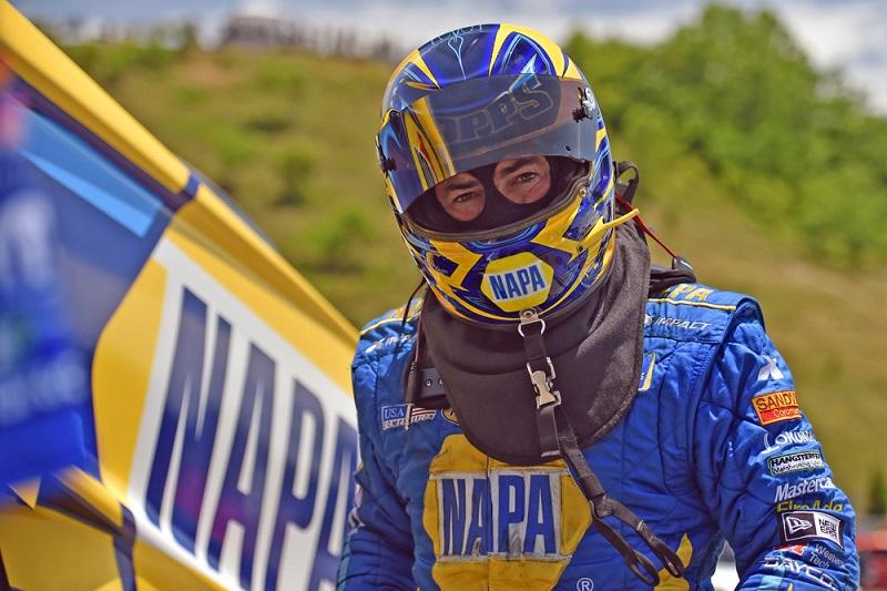 Ron Capps NAPA AUTO PARTS funny car Thunder Valley Nats 2019