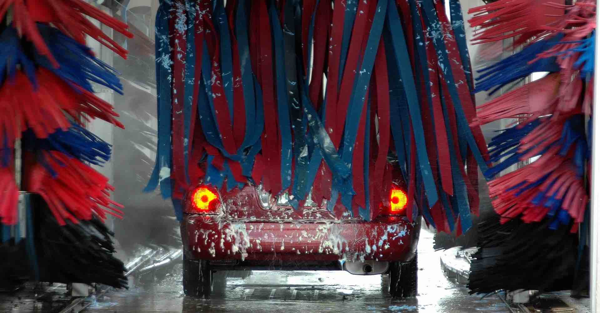 A car getting hand washed. Ever wondered how often you should be washing your car? The answer depends on where you live and your driving conditions, but routine car washes are more than just a great way to keep your car clean.