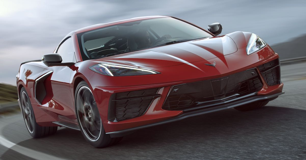 NAPA Knows New Cars: 2020 Chevrolet Corvette Stingray