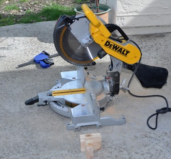 corded power tool