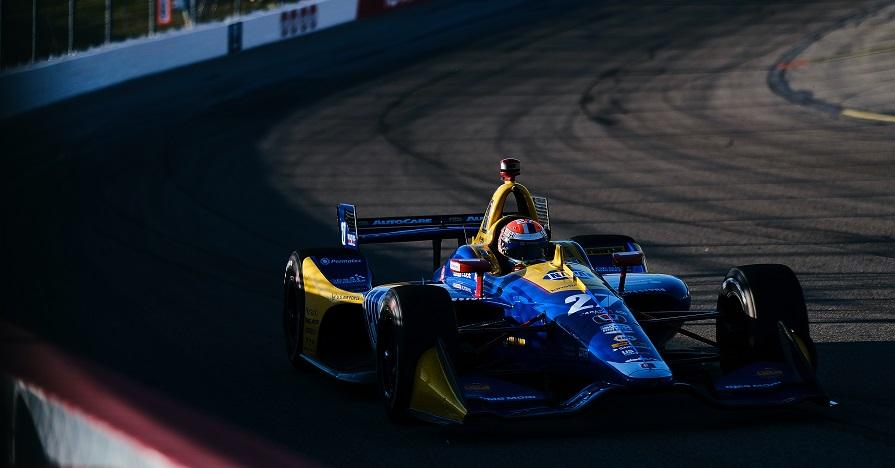Alexander Rossi NAPA AUTO PARTS 27 IndyCar Iowa Speedway 2019