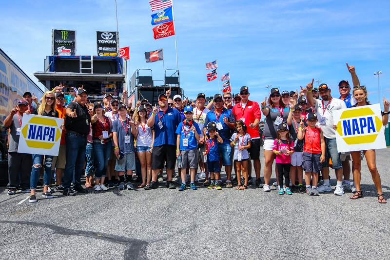 Derek Kraus Bill McAnally Racing NAPA AUTO PARTS 16 KN West WWT Raceway 2019