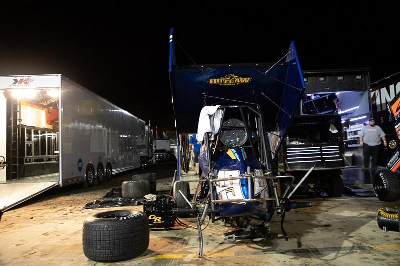 Brad Sweet Eldora Speedway