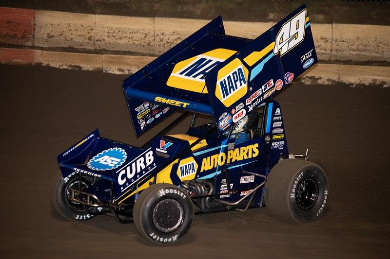 Brad Sweet Jacksonville Speedway