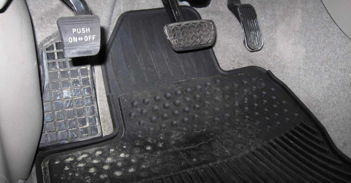 Floor mats in a car. Ever wondered if the floor mats in your car are worth the trouble? Here's why they are.