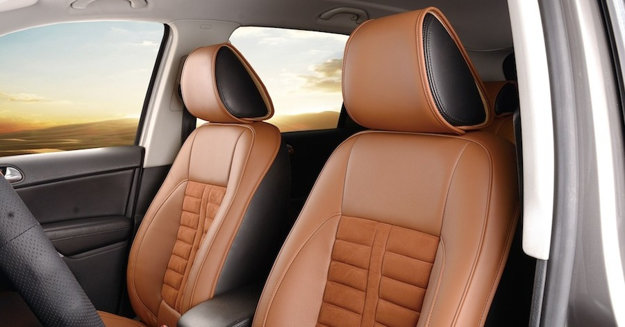 Leather seats in a car. Notice a tear in your leather seats? Don't fret, because here's a handy guide on how to get your leather looking like new again.