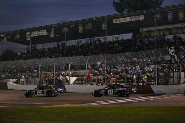 Kraus Deegan KN West All American Speedway NAPA AUTO PARTS 2019