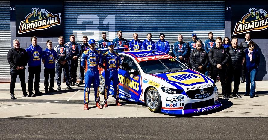 Rossi Hinchcliffe Bathurst 1000 NAPA AUTO PARTS Australia 2019