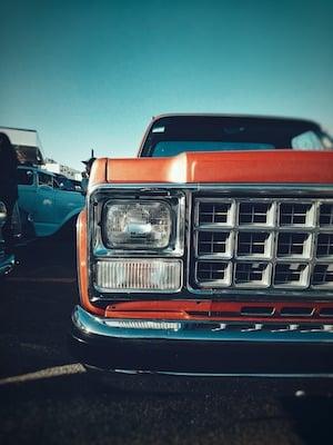 Pickup truck headlight