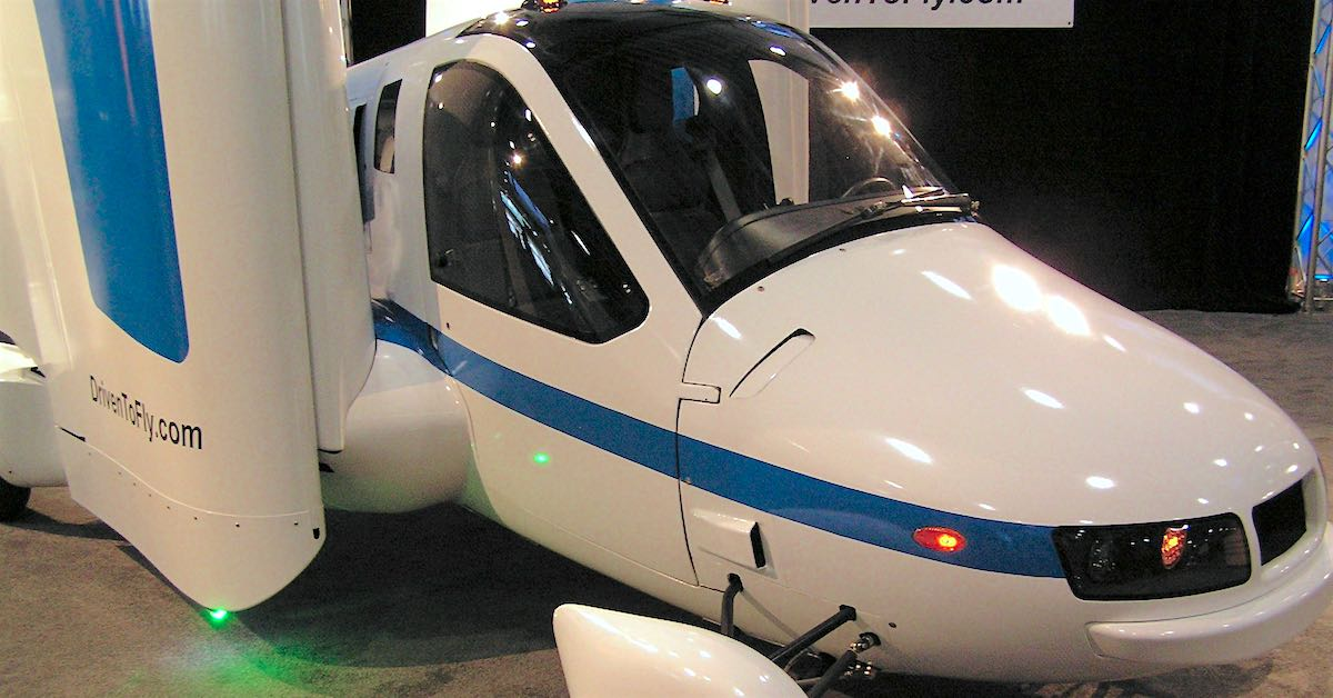 A vertical takeoff and landing vehicle