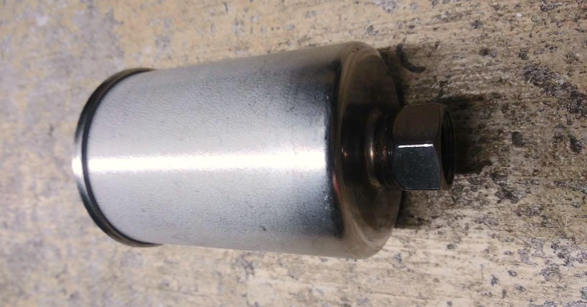 A fuel filter