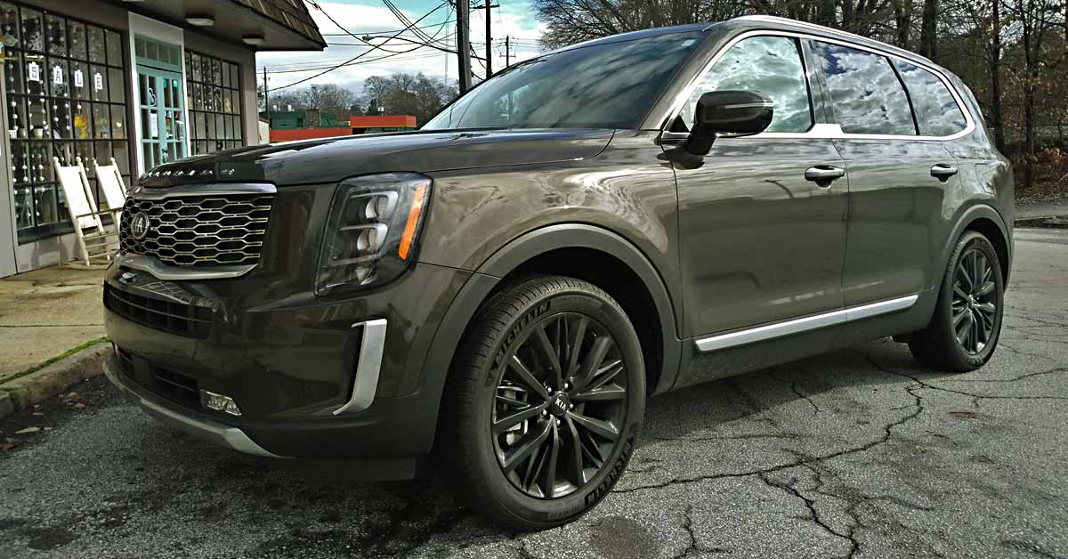 NAPA Knows New Cars: 2020 Kia Telluride